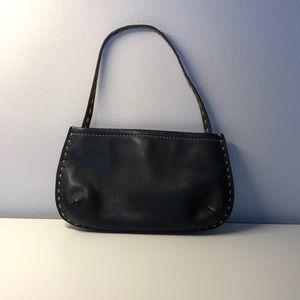 Mini leather Gap purse